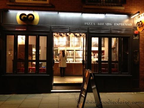 Go Food Spitalfields