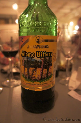 Alomo bitters. A great appetiser, promotes vitality, ESPECIALLY in men...