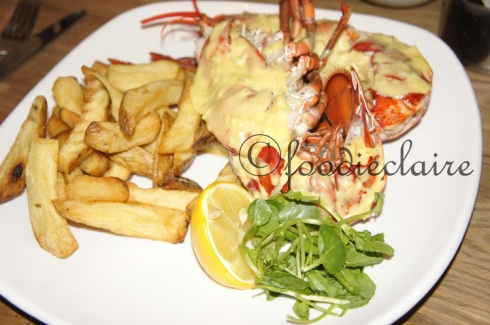 lobster at blackhouse restaurants lobster festival
