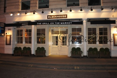 blackhouse grill on the market smithfields