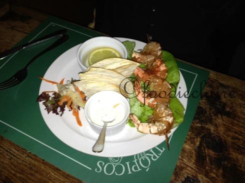 Tropicos Restaurant, Antwerpen