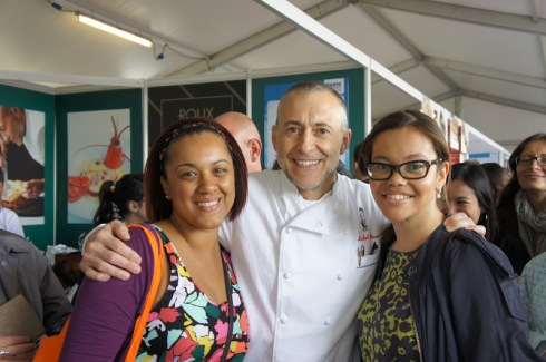 michel roux jr taste of london 2012