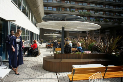 barbican lounge